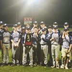 Middle School Baseball beats New Hope Middle School