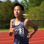 """Raider competing at New Balance Outdoors """"Junior High Mile"""""""
