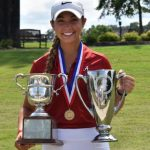 All-State Golfer Michaela Morard named to the USA Today All-USA Second Team