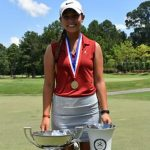 UPDATE: Michaela wins Back to back AGA titles & qualifies for JR Championship