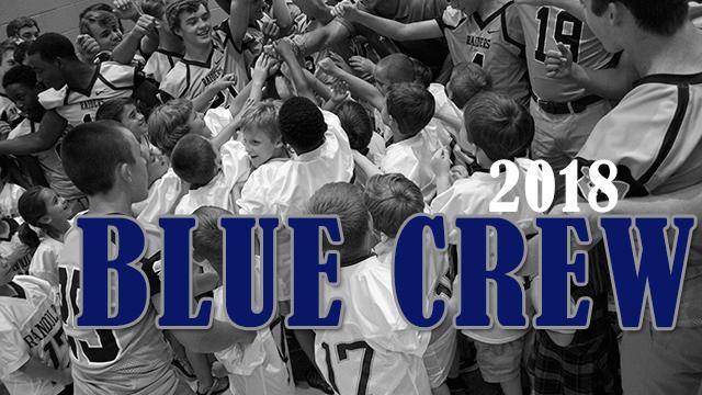 2018 Blue Crew Kickoff Event