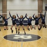 Raider Volleyball defeat Lee High School