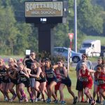 Raider XC at Scottsboro Invitational