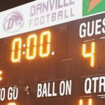 Raiders beat Danville setting school record of 4-0