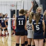 MS VB County Tournament vs New Hope