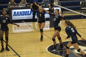 Varsity Volleyball vs. Lindsay Lane