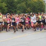 Liz Hurley Ribbon Run 5k