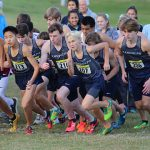 Randolph Cross Country / 2018 AHSAA 5A Section 4 Sectionals