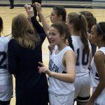 Varsity Girls Basketball defeat Whitesburg