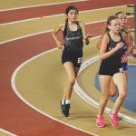 Randolph Indoor Track open their Season at the Magic City Invitational