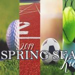 Spring Season games kick off this week