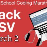 High School Coding Marathon