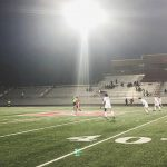 Varsity Boys Soccer open up area play in a big way