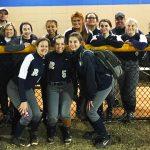 Varsity Softball win on the road against Mae Jemison
