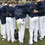 MS Baseball end double header against Decatur Heritage with two big wins