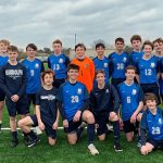 JV Soccer finalist at the JV SuperCup