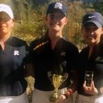 Varsity Girls Golf Team Places 2nd in Spain Park Tournament