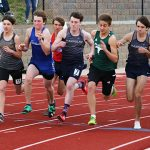Randolph Track & Field Results from the Mustang Invitational