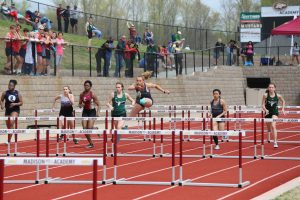 Track and Field Mustang Invitational