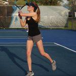 VG Tennis with a great season so far.