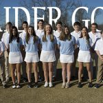 Both Randolph Golf Teams perform well in nasty wet conditions