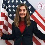 Michaela Morard selected to represent the USA!