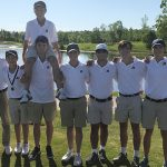 Raider Boys Golf continue to set new record low scores