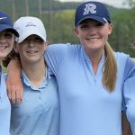 Girls Golf Team Shoots Score of 235 to place 2nd in the White Plains Invitational