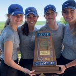 Girls Golf Team is the 2019 AHSAA Class 4A-5A State Champions