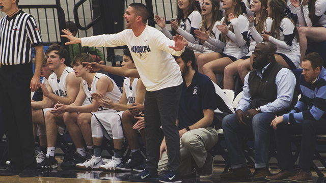Dylan Bunnell Resigns as Randolph Boys' Basketball Coach to Pursue College Coaching Dream