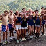 Runnin' Raiders attend Brevard Distance Runners Camp