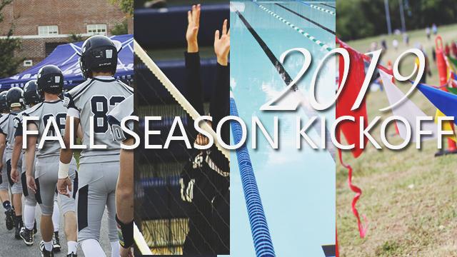 Fall Season Kickoff!