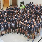 Raider Ji Soo Kim shares her experience at this years NFHS National Student Leadership Summit