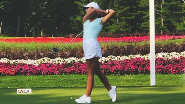 Randolph Senior Michaela Morard has Historical 2019 Summer of Golf