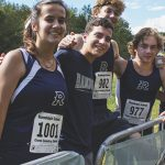 "Join us for the ""Run in the Mud"" at the 15th Annual Randolph Cross Country Classic"