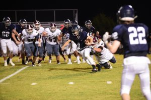 Raiders vs. West Morgan – Lower School Night