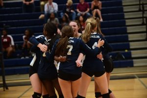 Raider Volleyball Match – Sep 5