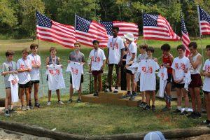 XC Meet Chickasaw Trails