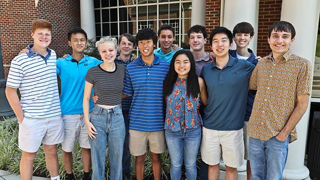 2020 National Merit Scholarship Program
