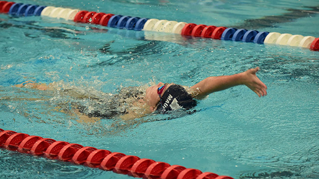 James Clemens Invitational Swim Meet