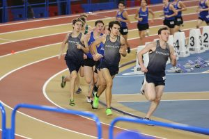 Indoor Track and Field Meet