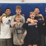 Randolph Wrestling rules the roost!
