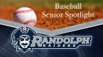 Randolph Baseball Seniors – Class of 2020