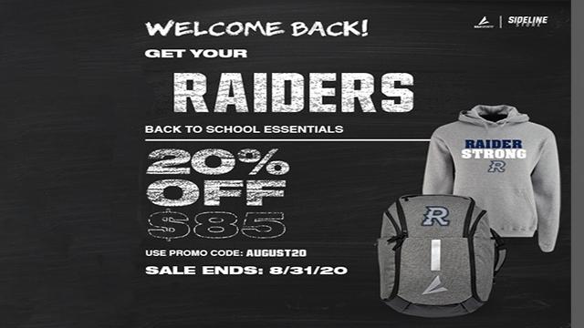 Raider Ready!
