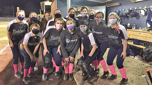 Softball Opens Season With Win Over Lee Thanks To Fourth Inning Boost
