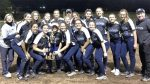 Varsity Softball are the Randolph Invitational Tournament winners!