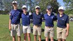 Boys Golf wrap up their season at Sub-State