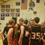 Huron Valley Lutheran High School Basketball Varsity Boys falls to Howardsville Christian High School 41-70 – Schaffer scores 1,000