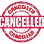All activities cancelled for 2/5/14