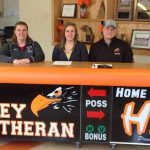 Dayna Schroeder Signs with Concordia University